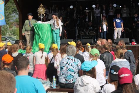Spotkanie Młodzieży w Wiślicy