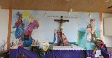 Kościół w Brazylii, gdzie pracuje nasz misjonarz ks. Piotr Pochopień