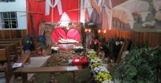 Kościół w Brazylii, gdzie posługuje nasz misjonarz ks. Piotr Pochopień