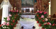 Kościół NMP Królowej Polski w Brzostkowie