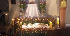 Kościół Trójcy Świętej w Ćmińsku