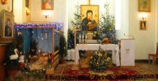 Kaplica Matki Bożej Nieustającej Pomocy w Łachowie (Parafia Czarnca)