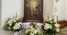 Nowy kościół Przemienienia Pańskiego w Kielcach - Białogonie (dekanat Kielce-Zachód)
