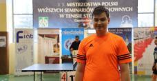 II miejsce - Grzegorz Chlewicki (WSD w Kielcach)
