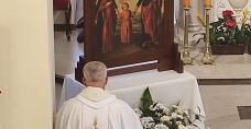 Kościół św. Izydora w Kielcach - Posłowicach (dekanat Kielce-Południe)