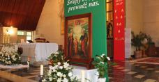 Kościół św. Andrzeja Boboli w Kostomłotach (dekanat zagnański)