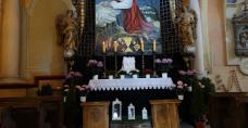 Kościół Trójcy Świętej w Nowym Korczynie